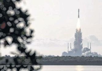 ?? ARCHIVO LA NUEVA. ?? EL COHETE con el telescopio gigante será enviado a Guyana en octubre próximo.