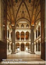 ??  ?? MAK Columned Main Hall. Photo: © MAK,Katrin Wißkirchen