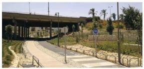 """??  ?? 01 Концепцията """"Зелена линия"""" 02 Неизползваните релси в кв. """"Красна поляна"""" 03 Вело и пешеходна алея на мястото на стар жп път в Йерусалим"""