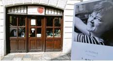 ?? Foto: Ulrich Wagner ?? 35 Jahre lang hat Ulli Weißbeck die Töpferei in der Augsburger Altstadt geführt, am Wochenende ist sie nach einer schweren Krankheit im Alter von 56 Jahren verstor‰ ben.