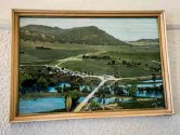 ??  ?? A 1970 aerial view of the Tintaldra Hotel in what can only be descibed as the most idyllic of country scenes.