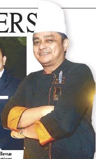 ??  ?? B Hotel Alabang chef Ricky Galon