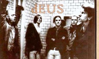 ??  ?? De dEUS-incarnatie eind jaren '90, met Jules de Borgher, Danny Mommens, Klaas Janzoons, Craig Ward en Tom Barman.