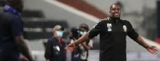 ?? BackpagePix ?? IT has been a frustrating time for AmaZulu coach Benni McCarthy. | MUZI NTOMBELA