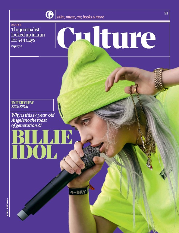 Pressreader The Guardian Weekly 2019 04 12 Teenage Devotion And Billie Eilish