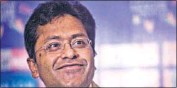 ?? GETTY FILE ?? Former IPL commissioner Lalit Modi.