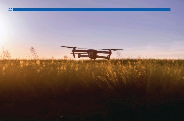"""?? Jeshoots.com photo ?? """"The farmer of the future is skilled in data analytics, computer science, autonomous farm drones, communications and management: new farming pioneers are emerging,"""" writes Victor T. Thomas."""