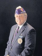 ??  ?? Peter J. Comstock served in Vietnam in 1968-69. A second lieutenant, he commanded a mortar platoon with the Army's 199th Light Infantry Brigade, based at Long Binh.