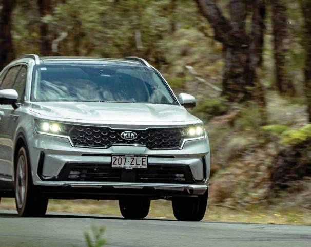 ??  ?? Opting for V6 petrol power over diesel saves you $3000 at purchase time, but could add $36 to weekly running costs