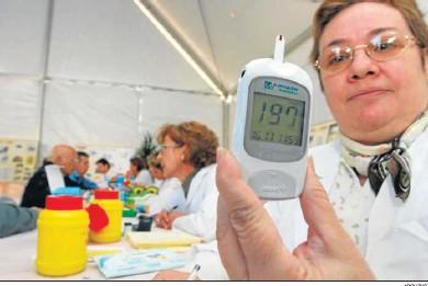 ?? ARCHIVO ?? La prevención a través de pruebas de glucosa en campañas de concienciación permite detectar más casos.
