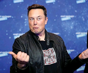 ?? REUTERS ?? Elon Musk verursachte mit einem Tweet ein Bitcoin-Erdbeben.