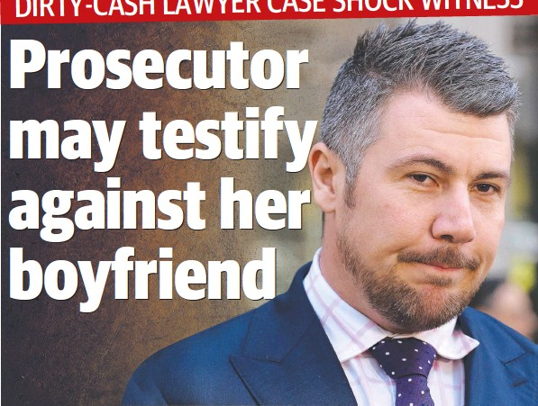 ??  ?? Criminal defence lawyer Shaune Irving (main picture); and law firm principal Campbell MacCallum (below).