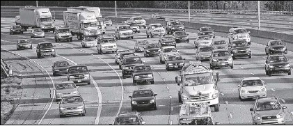 ?? BOB ANDRES / BANDRES@AJC.COM ?? Atlanta routinely has some of the worst traffic congestion in the world and desperately needs to build the walkable urban places the economy is demanding, a Washington scholar says.