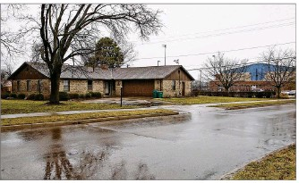 """?? TY GREENLEES / STAFF ?? The Kettering Planning Commission has approved the school district's petition to have the property at 273 Lincoln Park Boulevard changed from """"residential"""" to """"conditional use."""" The district purchased this house in December and will be renovating it to be used for its Transition Services Program."""