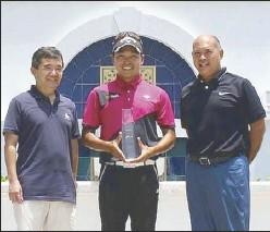 ??  ?? Winning combination: Martin Lorenzo (right) and Fernando Cojuangco (left)