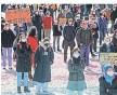 """?? FOTO: DPA ?? Megathema Klima: """"Fridays for Future""""im März in Köln."""