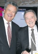 ??  ?? George Burger and Peter Kent •