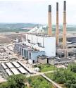 ?? FOTO: D. CARSON/AP ?? Kohlekraftwerk in Missouri: Die USA sind der zweitgrößte Emittent von Treibhausgasen.