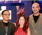??  ?? RAYMOND Red, Sea Princess, KC Montero