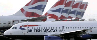 ?? /Reuters/File ?? Compromised: British Airways customer information was at risk after the Sita Passenger Service System's processing services were hit by a 'highly sophisticated' breach in February.