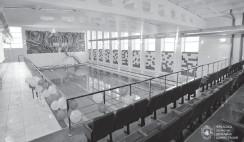 ??  ?? Відремонтований басейн у Чорнобаївському спорткомплексі. Фото надане пресслужбою Черкаської ОДА.