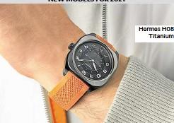 ??  ?? Hermes H08 Titanium