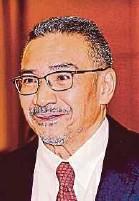 ??  ?? Datuk Seri Hishammuddin Hussein
