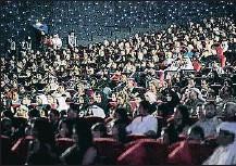 ?? DUBAI INTERNATIONAL FILM FESTIVAL ?? Una de las proyecciones del festival de Dubái