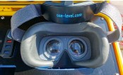 ??  ?? The system uses a standard Pico VR headset preprogrammed with the See-level software