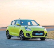 ??  ?? Suzuki SA had its best sales month yet in August 2019, with the Swift as the most popular model.