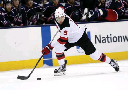 ??  ?? 'I'M NOT THE MOST CONFIDENT HOCKEY PLAYER': Taylor Hall admitted he has a ways to go before regaining the form that saw him win the Hart Trophy in 2018 with the New Jersey Devils.