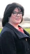 ??  ?? Candidate Claire McLaren