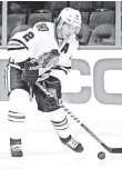 ?? BRAD PENNER, USA TODAY SPORTS ?? Duncan Keith had surgery to repair a meniscal tear in his right knee.