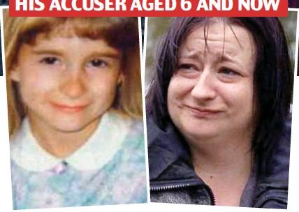 ??  ?? Ordeal: John Hemming with partner Emily Cox. Above, accuser Esther Baker