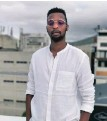 ??  ?? CAPE Town based visual artist, Loyiso Mkize.
