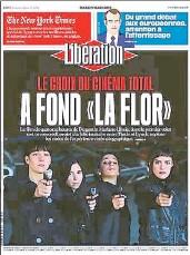 """??  ?? """"Después de esta película el cine no será el mismo"""", dice el crítico francés Marcos Uzal, en Libération de la película del argentino Mariano Llinás y la compañía teatral Piel de Lava, que tiene una duración exacta de 814 minutos."""