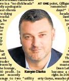 ??  ?? Kenyon Clarke