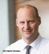 ??  ?? CEO Martin Dürrstein.