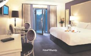 ??  ?? Hotel Kilkenny.