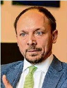?? Foto: dpa ?? Der Ostbeauftragte der Bundesregierung Marco Wanderwitz (CDU)