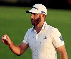 ??  ?? World No 1 Dustin Johnson, who has won two major championships, is among the players approached by the Saudis.