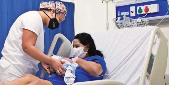 ?? CORTESÍA | AF ?? k La unidad gineco-obstétrica del hospital Teodoro Maldonado Carbo del IESS se trasladará a la torre 3 del Hospital General Ceibos, en el norte de Guayaquil.