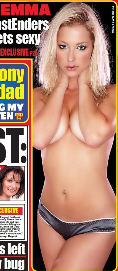 Bissix nackt Gemma  Celebrity Sex