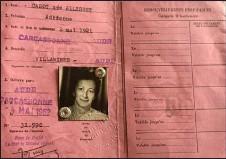 ??  ?? 1962, l'année de l'obtention de son permis de conduire