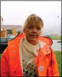 ?? FOTO: TORREY ENOKSEN ?? Henriette Pettersen er kommuneoverlege i Lyngdal.