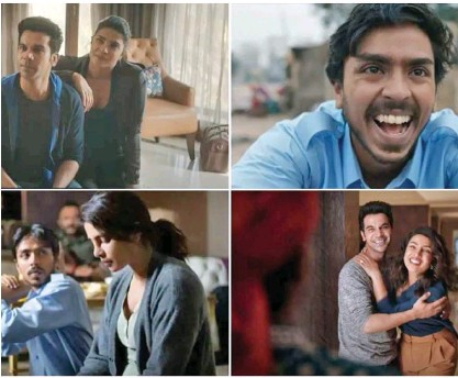 ??  ?? Actors Priyanka Chopra Jonas, Rajkummar Rao, and Adarsh Gourav have received honourable mentions in the Gold List selections for their powerful performances in the insanely popular Netflix film 'The White Tiger.'