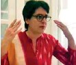 ?? ANI ?? Priyanka Gandhi Vadra