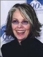 ??  ?? Diane Keaton See Question 6.