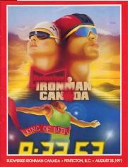??  ?? TOP 1987 race poster FAR LEFT 1990 race poster LEFT 1991 race poster
