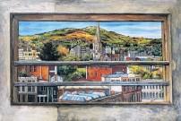 ??  ?? Cityscape, by Jo St Baker